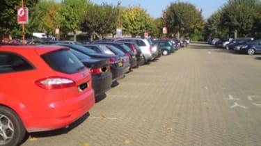 Workplace 'parking tax'