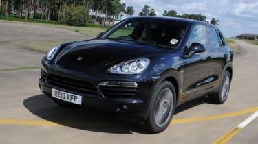 Best cars under £15,000  - Porsche Cayenne