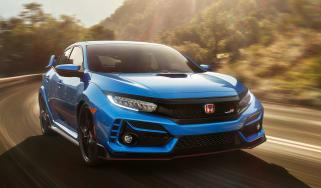 Honda Civic Type R 2020 - front