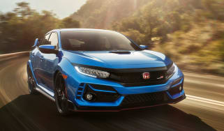 Honda Civic Type R 2020 - front
