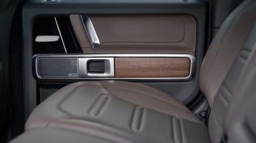 Mercedes G 350 d - door panel