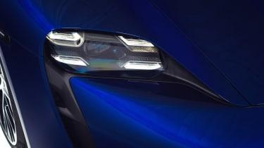 Porsche Taycan - front light