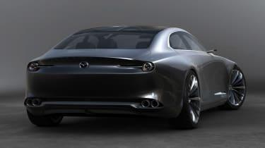 Mazda Vision Coupe concept - rear static