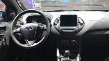 Ford Ka+ Active - Geneva dash