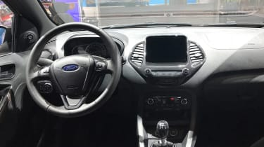 Ford Ka+ Active - Geneva dash
