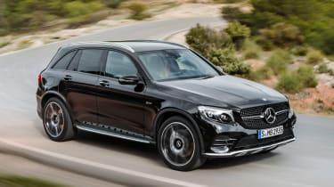 Mercedes-AMG GLC 43 - front