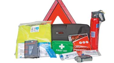 European travel kits - RAC Premium European Motoring Family Kit