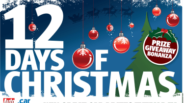 12 days of Christmas prize giveaway
