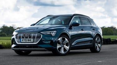 Audi e-tron - front static