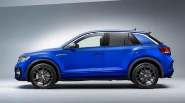 Volkswagen T-Roc R - side studio