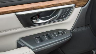 New Honda CR-V - window controls