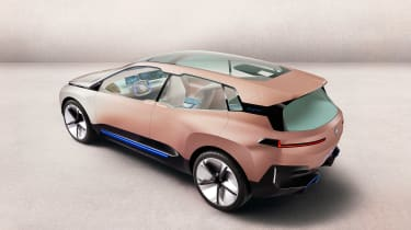 BMW Vision iNEXT - studio rear
