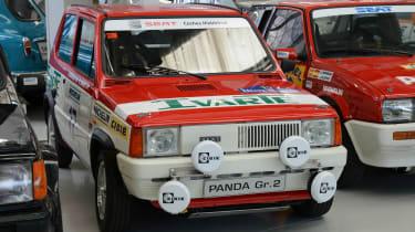 SEAT Panda Gr 2 Bimotor