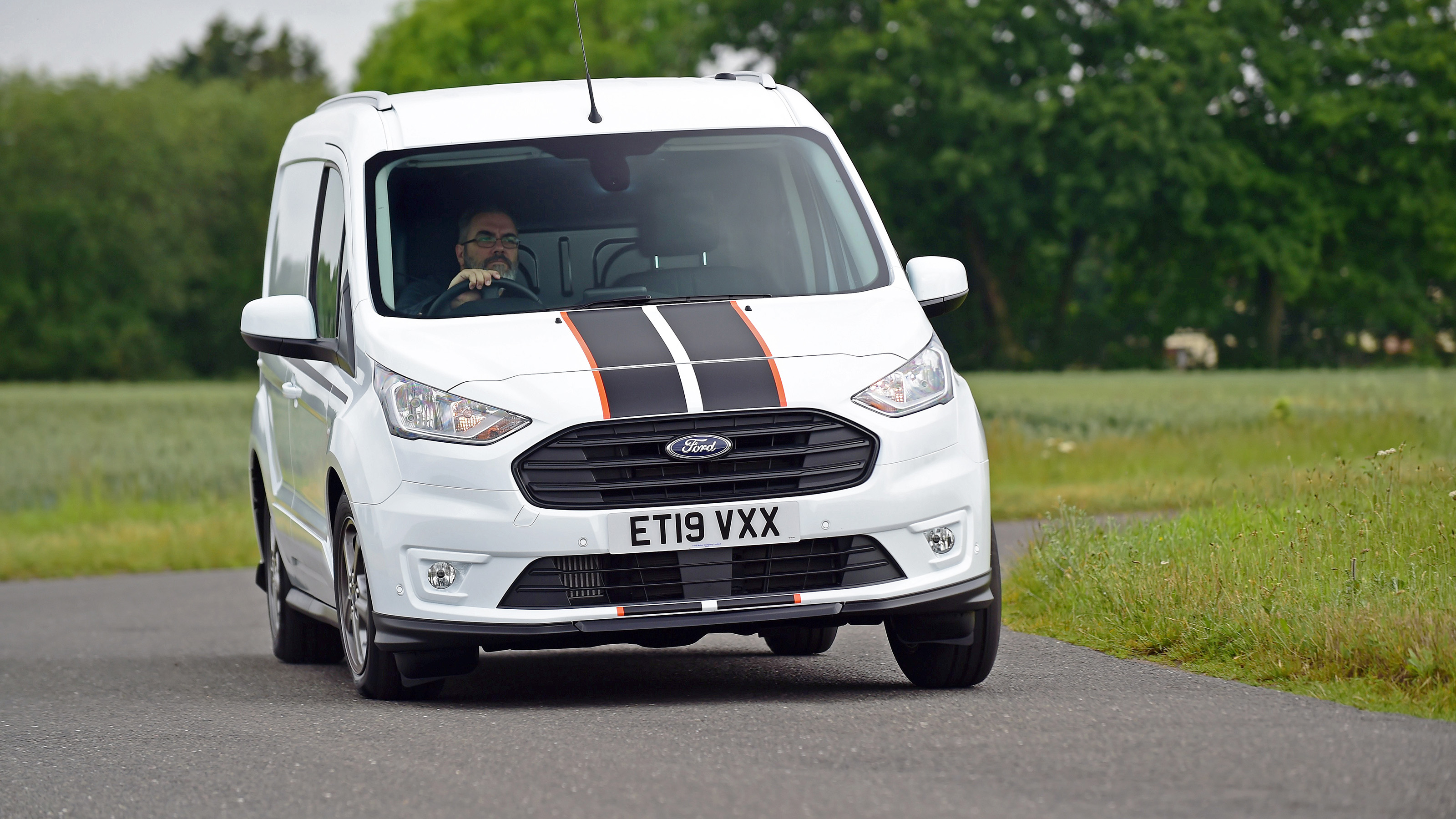 Ford Transit Connect Van Review Auto Express
