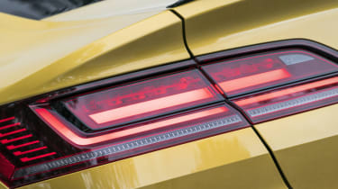 Volkswagen Arteon review - gold tail-light