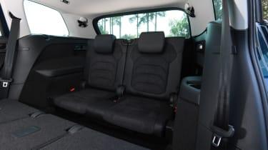 Skoda Kodiaq - back seats
