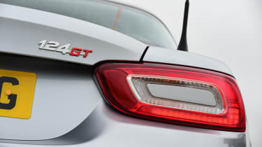 Abarth 124 GT - taillight