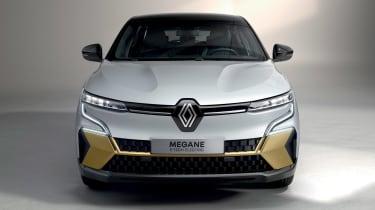 Renault Megane E-Tech Electric SUV - full front studio