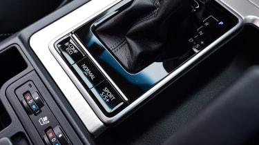Toyota Land Cruiser - drive select