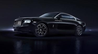 Rolls Royce Black Badge Wraith