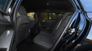 Ford Focus Estate - rear seats