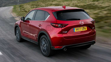 Mazda CX-5 2.2d Sport Nav - rear