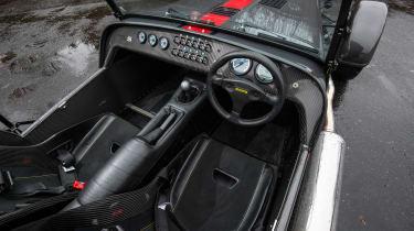Caterham 620S - interior