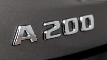 Mercedes A-Class -  A 200 badge