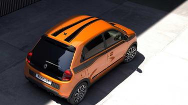 Renault Twingo GT - above