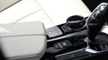 Alpina B5 Touring - controls