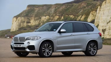Used BMW X5 - front