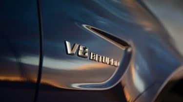 Mercedes-AMG C63 S - badge