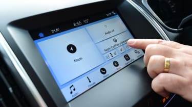 Ford Edge second report - infotainment