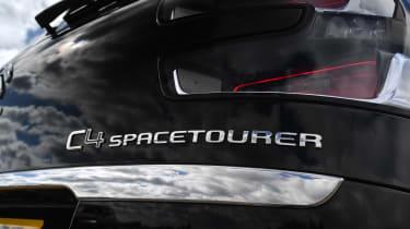 Citroen Grand C4 SpaceTourer - rear badge