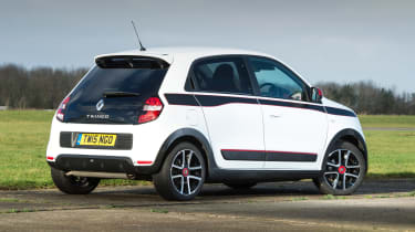 Renault Twingo - rear static