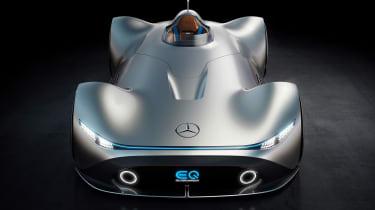 Mercedes EQ Silver Arrow - front