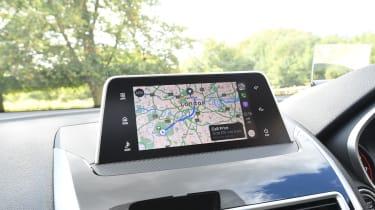 Mitsubishi Eclipse Cross - Navigation