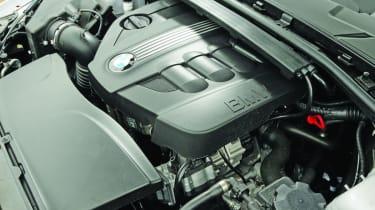 BMW 3-series engine