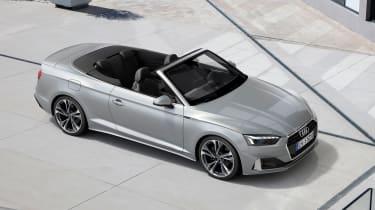 Audi A5 Cabriolet - front