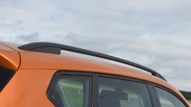 SEAT Ateca First Edition - roof rails