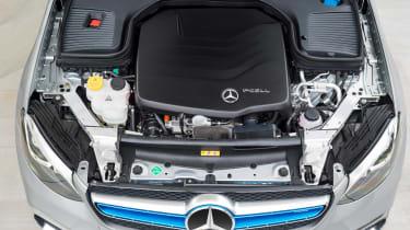 Mercedes GLC F-Cell - engine