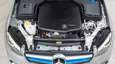 Mercedes GLC F-Cell - engine