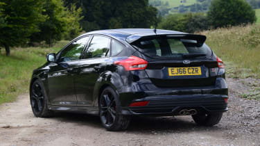 Ford Focus ST - rear static