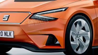 SEAT EV - front detail (watermarked)