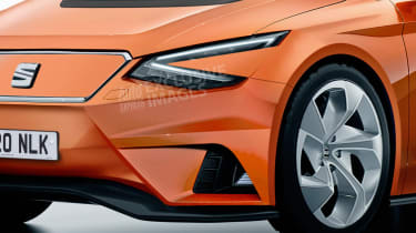 SEAT EV - front detail (watermarked)