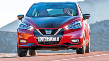 Best new cars of 2017: our road tests of the year - Nissan Micra