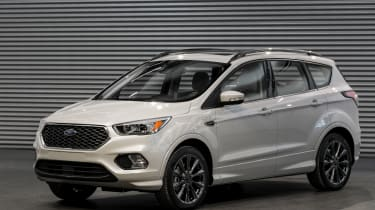 Ford Kuga Vignale Concept - studio front quarter