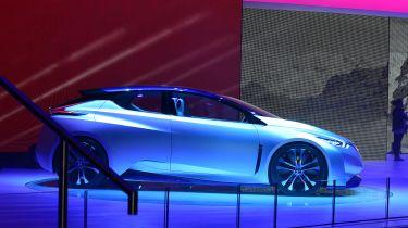 Geneva Motor Show 2016 - Nissan 2