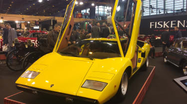 Lamborghini LP400 Countach - Retromobile