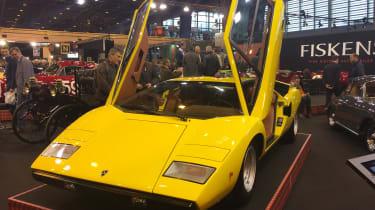 Lamborghini LP400 Countach - Retromobile